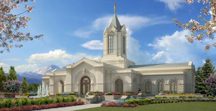Fort Collins Colorado LDS Temple