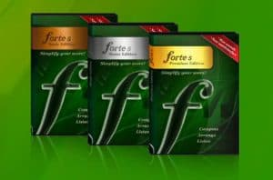 Forte Notation Products