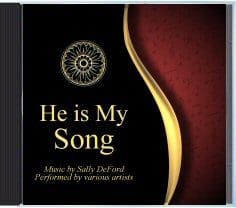 He is My Song CD cover