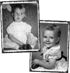Two baby pix