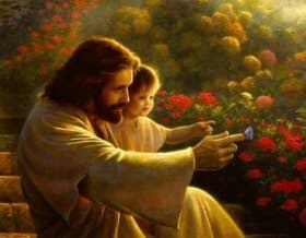 """Precious in His Sight"" -- Greg Olsen"